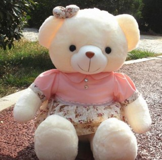 Cute Teddy Bear 02